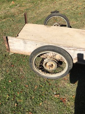 Old Homemade Trailer for Sale in Harrisburg, IL