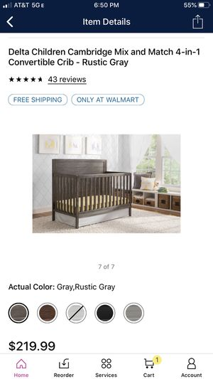BABY CRIBS (2 for sale) for Sale in Philadelphia, PA