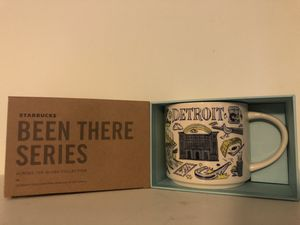 Starbucks Been There Series Detroit Mugs for Sale in Southgate, MI