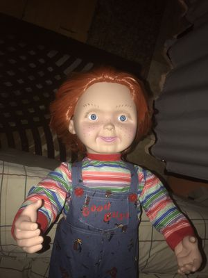 """chucky doll 35 """"""""inch new for Sale in Los Angeles, CA"""