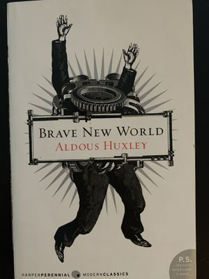 Brave new world by Aldous Huxley for Sale in Seattle, WA