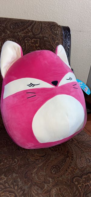 Squishmallows plushi toy and pillow for Sale in Glendale, CA