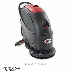 Viper cordless electrical floor scrubber Like New with $1000+ of accessories and extras 66 hours use. AS510B READ See all pictures and see all the ext for Sale in Fort Lauderdale, FL