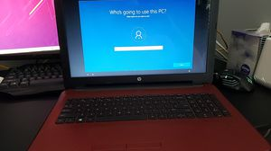 Hp notebook 15z-af100 for Sale in Saint Charles, MD