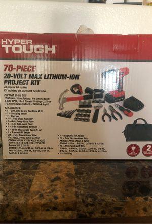 70 piece tool kit for Sale in Las Vegas, NV