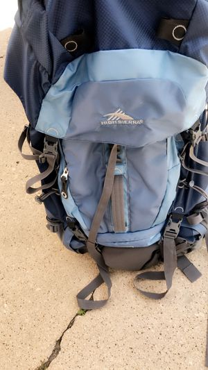 High Sierra hiking backpacks for Sale in Mount Prospect, IL