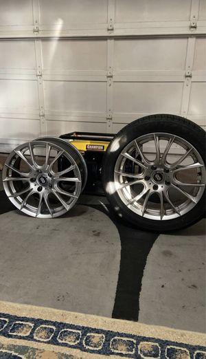 235/45R17 Wheels for Sale in Kent, WA