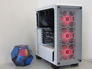 * FINANCING + BRAND NEW* Custom Build Top Of The Line Gaming Desktop Computer PC Intel Core i9-9900K 32GB RAM 1TB NVMe SSD NVIDIA RTX 2080(8GB) for Sale in Fontana, CA