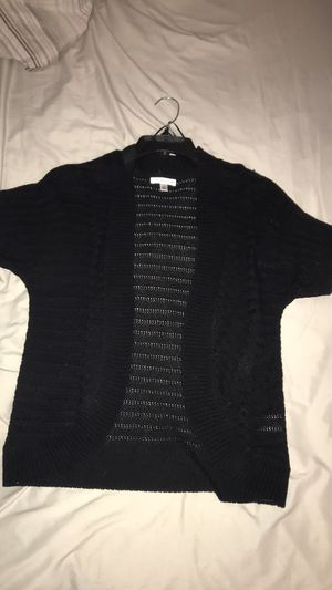Black cardigan for Sale in Jefferson City, MO