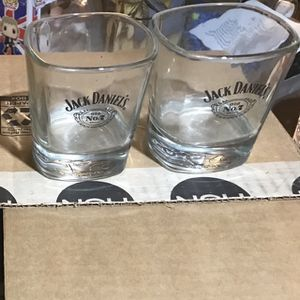 Jack Daniels Rock Glasses for Sale in Browns Mills, NJ
