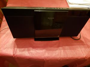 Panasonic SC-HC27 Compact Stereo System for Sale in New Haven, CT