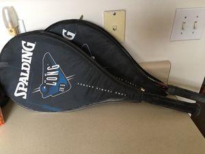 Pair of long tennis racket for Sale in Atlanta, GA