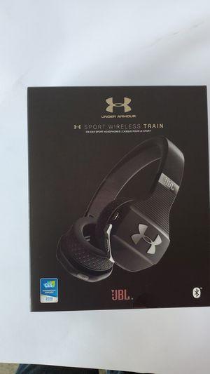 ** 2 LEFT!** Under Armour x JBL Sport Wireless Train Headphones for Sale in Glendora, CA