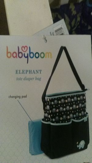 Diaper Bag for Sale in San Bernardino, CA