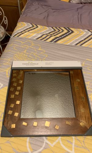 Threshold wall mirror (new) for Sale in Houston, TX