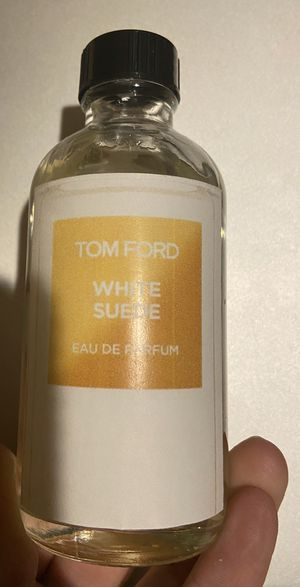 Tom Ford White Suede EDP Large 4.2oz for Sale in Scituate, MA