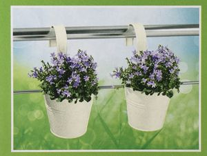 NEW 2 Hanging Flower Pots for Sale in Newport News, VA