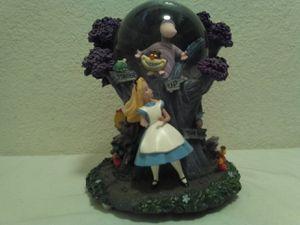 Alice in Wonderland snow globe for Sale in Clovis, CA