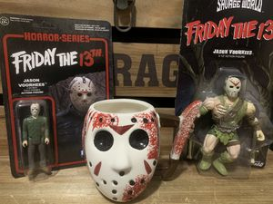 Jason voorhees collectibles for Sale in Ontario, CA