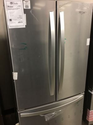 ON SALE😍 New French Door Refrigerator w/ Ice Maker !!! for Sale in Gilbert, AZ