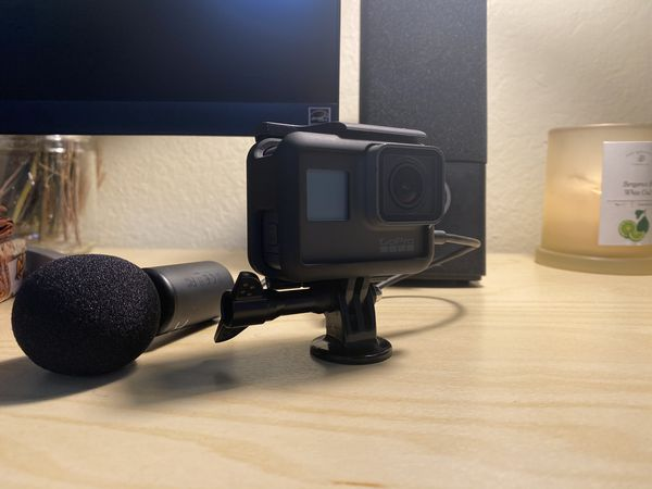 GoPro hero 5 / 4K / 2.7k / 1440 / 1080