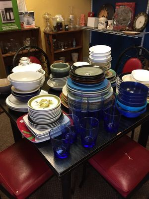 Dish sets for Sale in Tacoma, WA
