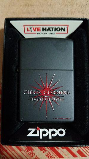 Zippo Chris Cornell black matte 29732 for Sale in Los Angeles, CA