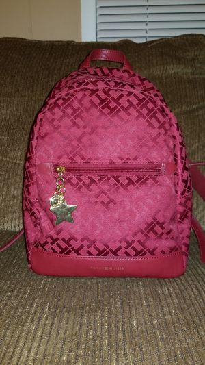 Red Tommy Hilfiger backpack for Sale in Linden, CA