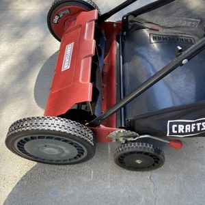 Craftsman Reel Lawn Mower for Sale in Lincoln, CA
