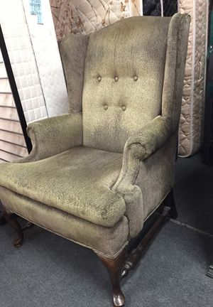 Beautiful antique wing back chair Only $25! for Sale in Coronado, CA