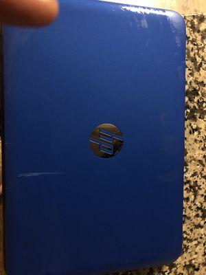 BLUE HP LAPTOP for Sale in Austin, TX