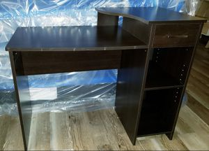 NEW Dark Espresso Student Style Desk for Sale in Burlington, NJ