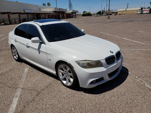 2009 BMW 335 I twin Turbo needs alternator $4900 cash firm clean title for Sale in Mesa, AZ