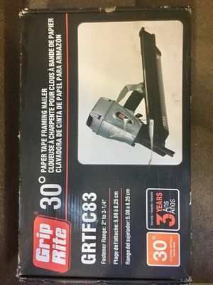 Grip Rite nail gun for Sale in Portland, OR