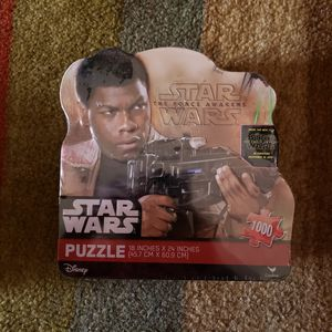Star Wars Puzzles Box Toys Games Puzzles Disney's Star Wars MAKE ME AN OFFER!!! for Sale in San Bernardino, CA