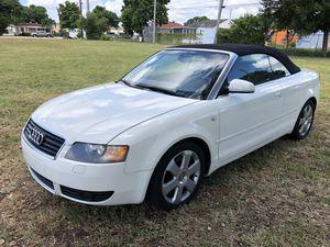 2004 Audi A4 convertible for Sale in Miami, FL