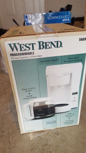 Brand new Coffee maker for sale for Sale in Herndon, VA
