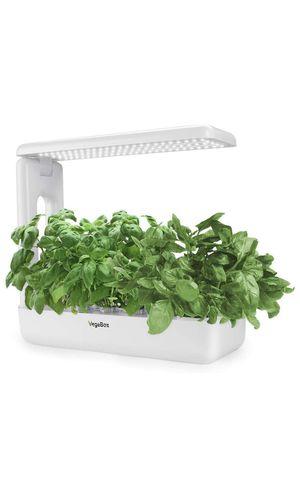 Hydroponics Growing System,Support Indoor Grow,herb Garden kit Indoor, Grow Smart for Plant, Built Your Indoor Garden (Large-White) for Sale in Claremont, CA