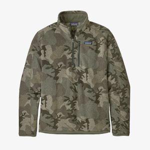 Patagonia Men's Better Sweater 1/4-Zip Fleece M for Sale in Mesquite, TX