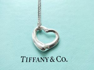 Tiffany & Co. open heart pendant for Sale in Tampa, FL