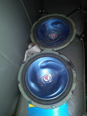 "Subwoofer kenwood 12"" for Sale in Bowie, MD"