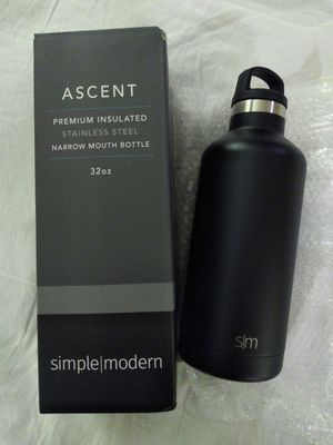 New Ascent Water Bottle for Sale in Lynnwood, WA