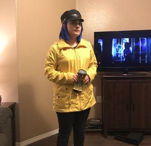 Yellow Rain Jacket for Sale in Las Vegas, NV