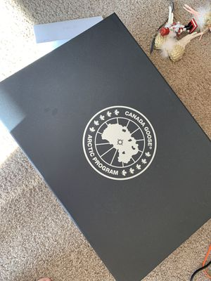 Canada Goose box- Big for Sale in Las Vegas, NV
