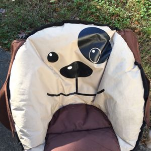 Cute , Padded Kids Saucer Folding Chair for Sale in Acworth, GA