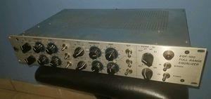 Summit Audio EQF 100 Professional Studio Equalizer EQ Rackmount for Sale in Los Angeles, CA