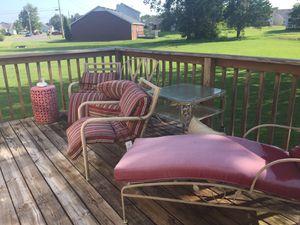 Set for Deck, for Sale in Murfreesboro, TN