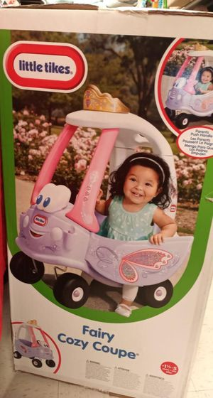 Brand new in box/Fairy cozy coupe/kids toy for Sale in Madera, CA