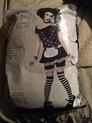 Gothic Rag Doll Halloween costume for Sale in West Valley City, UT