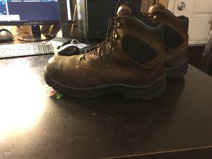 Red wing steel toe work boots for Sale in Phoenix, AZ